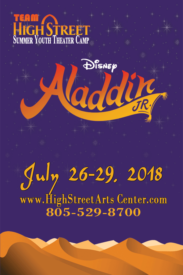 Summer Youth Theatre Camp 2018