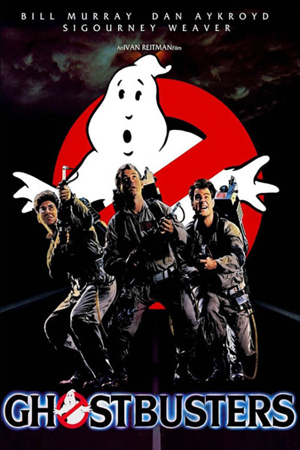 Movie: Ghostbusters