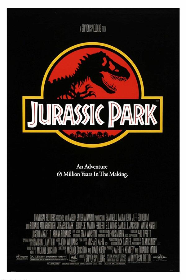 Movie: Jurassic Park