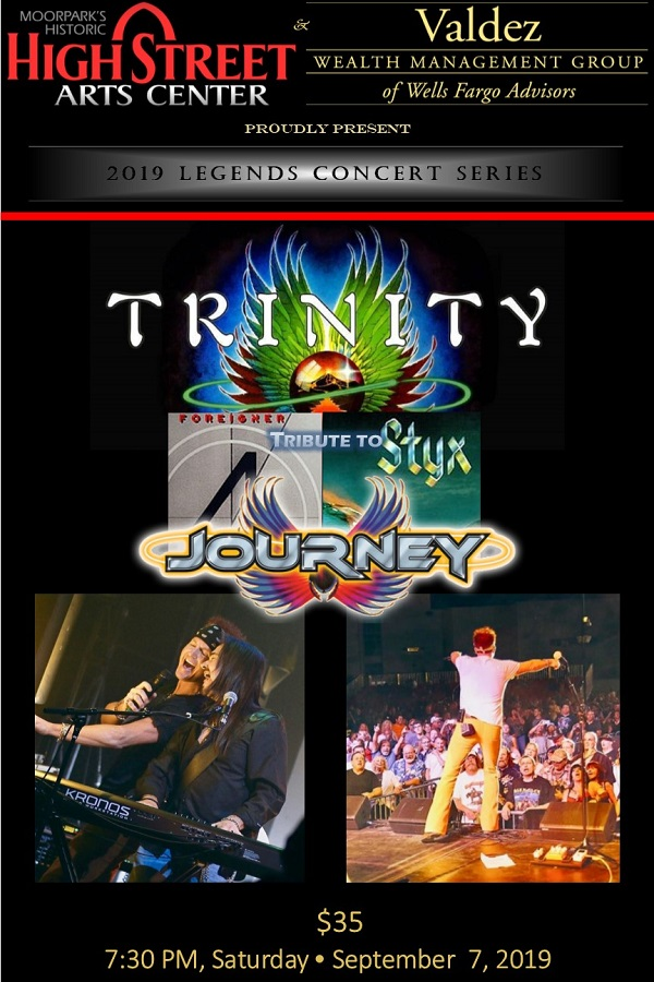Trinity Tribute Band