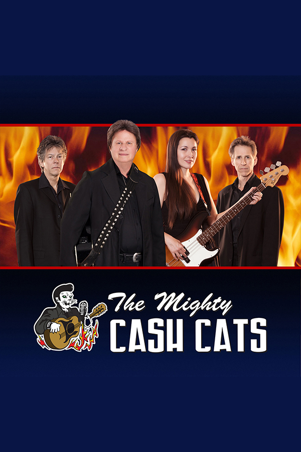 The Mighty Cash Cats
