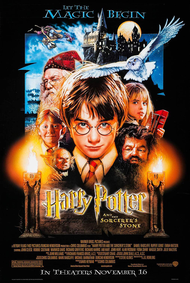Movie: Harry Potter and the Sorcerer's Stone